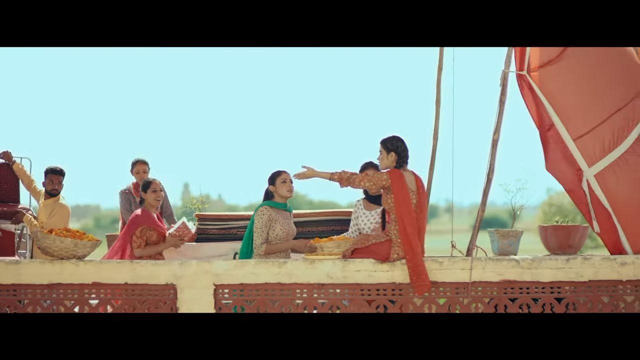 Seep Di Baazi punjabi song Lyrics–Kaur B