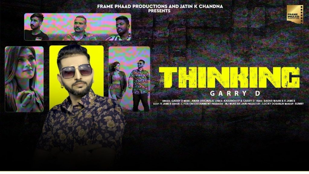 Thinking punjabi song Lyrics–Aman