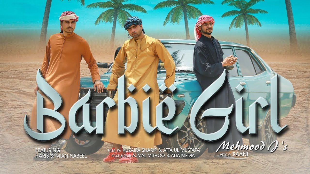 Barbie Girl punjabi song Lyrics–Mehmood J