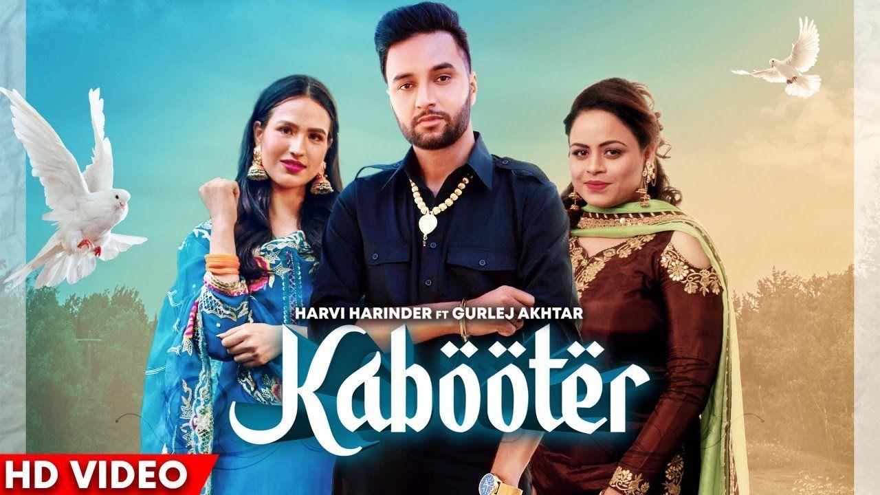 KABOOTER punjabi song Lyrics–Harvi Harinder