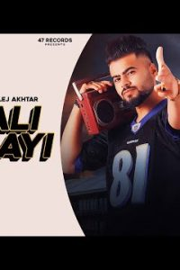 KAALI MALAYI punjabi song Lyrics–Misaal Ft Gurlez Akhtar