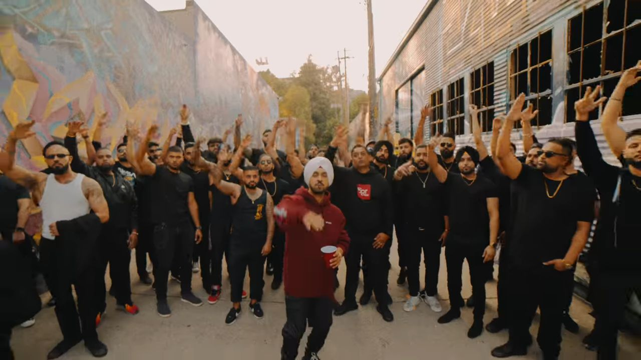Welcome To My Hood punjabi song Lyrics–Diljit Dosanjh