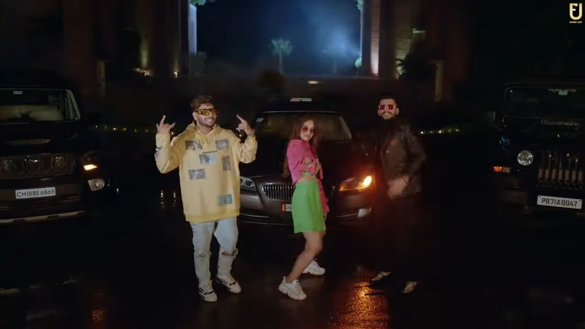 High Range punjabi song Lyrics–Nawab