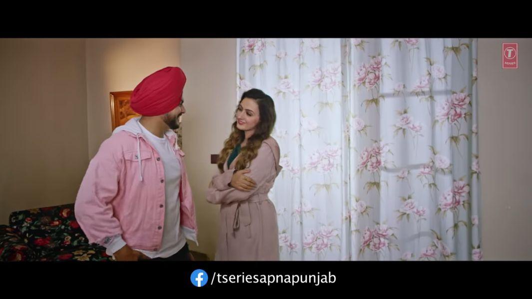 Mar Mar Ke Jeene Aa punjabi song Lyrics– Param