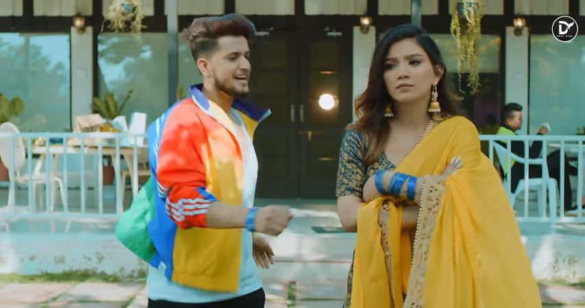 Sohni Lagdi punjabi song Lyrics–Rohanpreet Singh