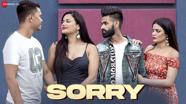 SORRY punjabi song Lyrics–Simran Jeet