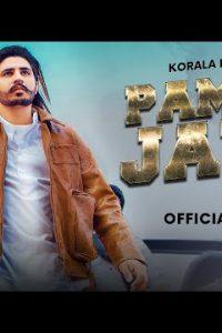 Pamma Jatt  Lyrics–Korala Maan | Gurlej Akhtar