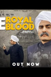 The Royal Blood Haryanvi song–Binder Danoda