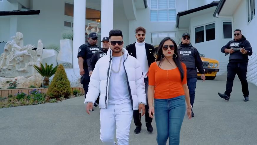 26 Pind punjabi song Lyrics–Love Brar & Afsana Khan