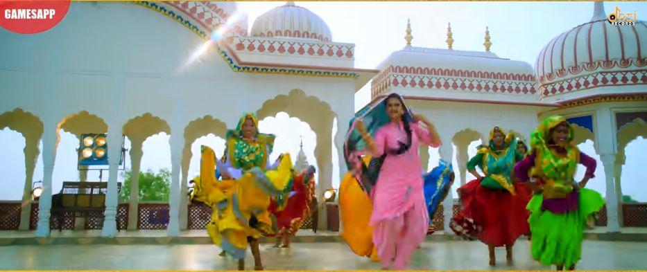 52 GAJ KA DAMAN Haryanvi song Lyrics–RENUKA PANWAR