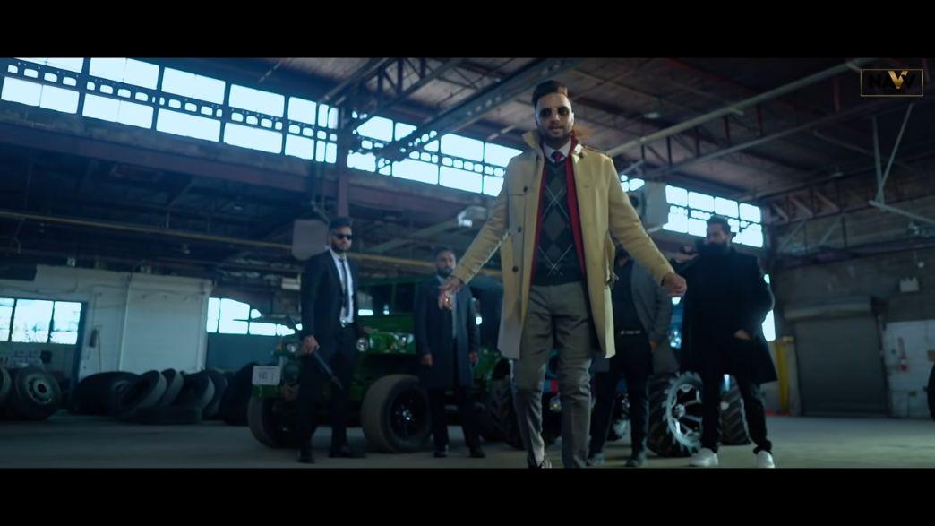Bad Temper punjabi song Lyrics–Harvi Harinder