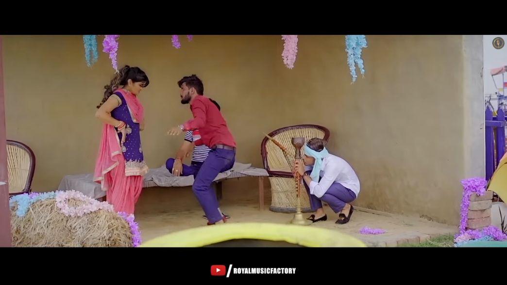 Bewda Bhartar Haryanvi song Lyrics–Ruchika Jangid