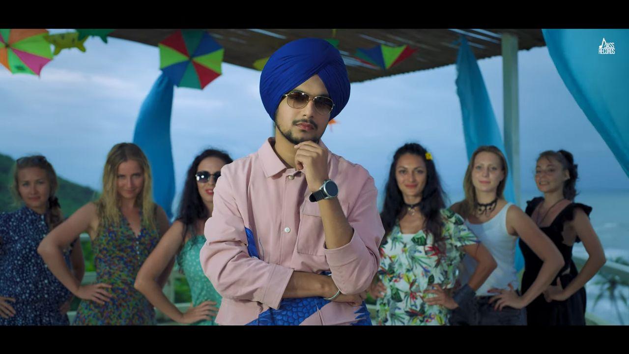 Gold Di Jutti punjabi song Lyrics–Amar Sehmbi