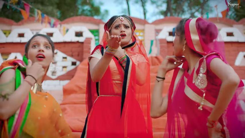 KURTO PAJAMO Haryanvi song Lyrics–Ruchika Jangid