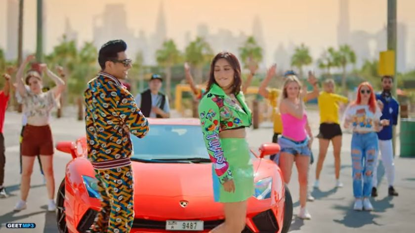 Lambo Car punjabi song Lyrics–Guri