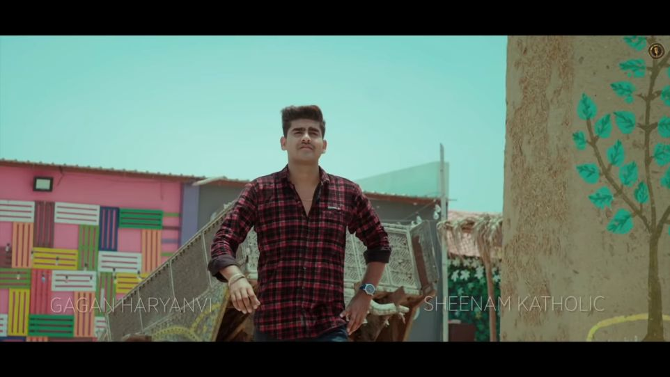 Padosan Haryanvi song Lyrics–Gagan Haryanvi