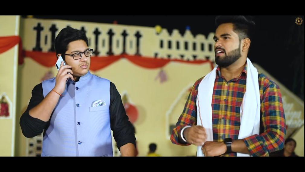System Hang Haryanvi song Lyrics–Vinay Samaniya