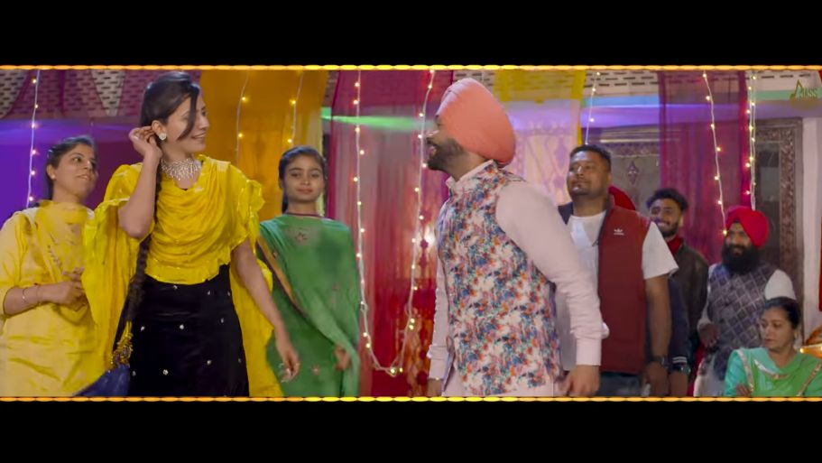 Tere Nal Viah song Lyrics–Amardeep Devgan