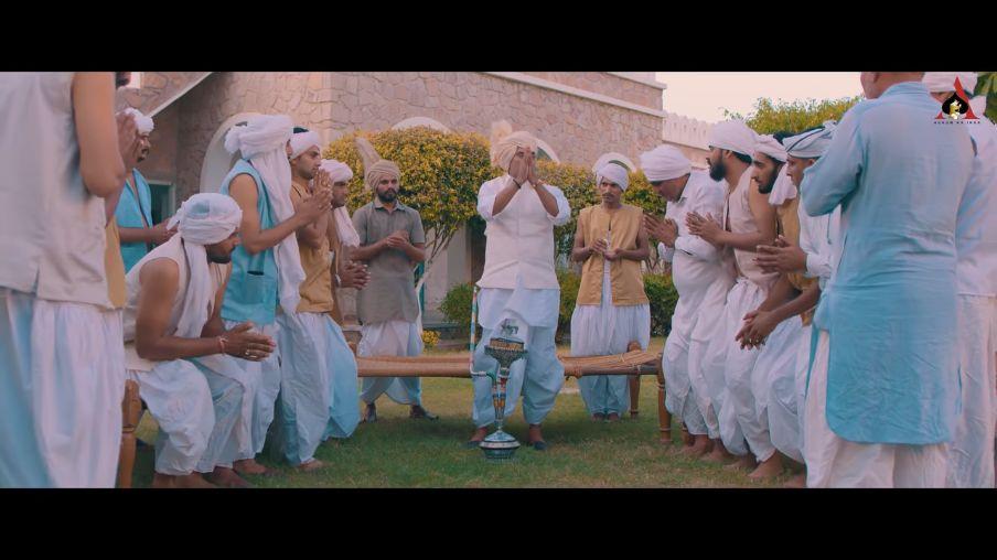The Royal Blood Haryanvi song Lyrics–Binder Danoda