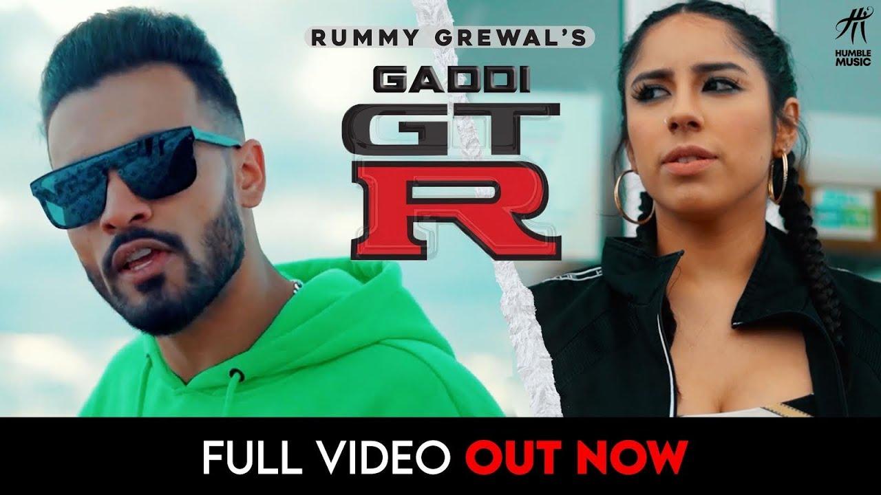 Gaddi GTR punjabi song Lyrics–Rummy Grewal