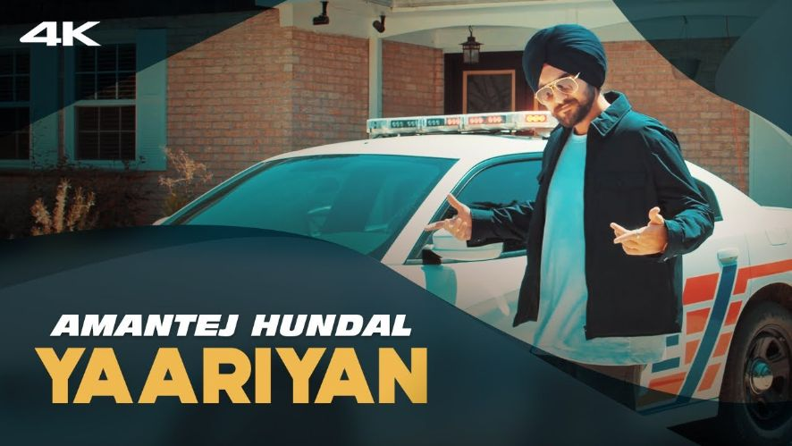 YAARIYAN punjabi song Lyrics–Amantej Hundal