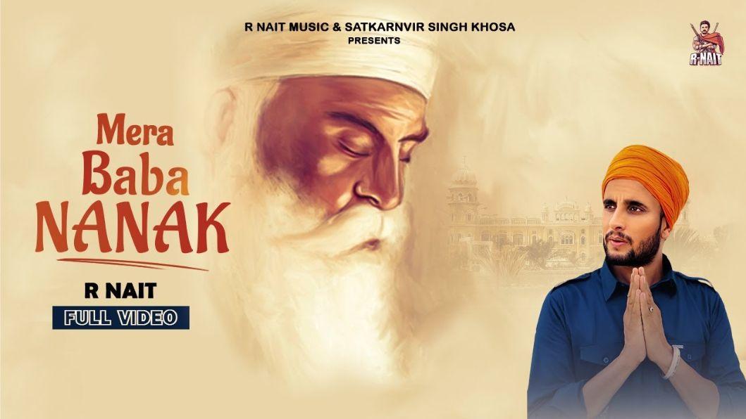 Mera Baba Nanak punjabi song Lyrics–R NAIT
