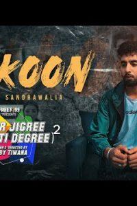 Sukoon song Lyrics–Karan Sandhawalia
