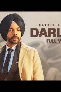 Darling song Lyrics–Satbir Aujla