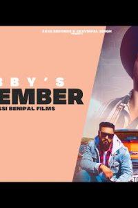 Remember punjabi song Lyrics–Sabby Singh