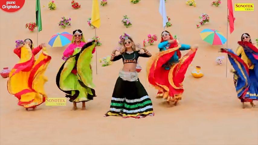 गज का घूंघट Haryanvi song Lyrics–HIMANSHI GOSWAMI