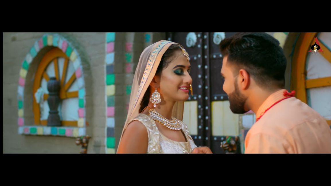 LUKMA GHUNGHAT Haryanvi song Lyrics–Somvir Kathurwal