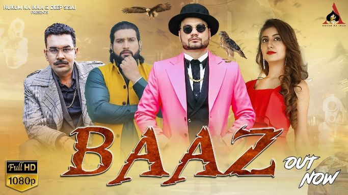 Baaz Haryanvi song Lyrics–KD