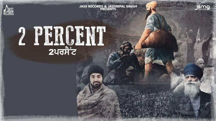 2 Percent punjabi song Lyrics–Resham Singh Anmol