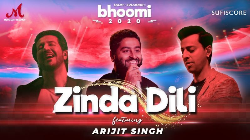 Zinda Dili hindi song Lyrics–Arijit Singh