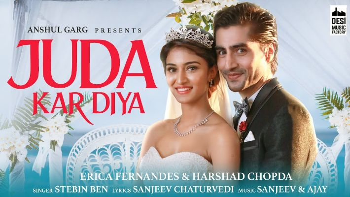 JUDA KAR DIYA hindi song Lyrics–STEBIN BEN