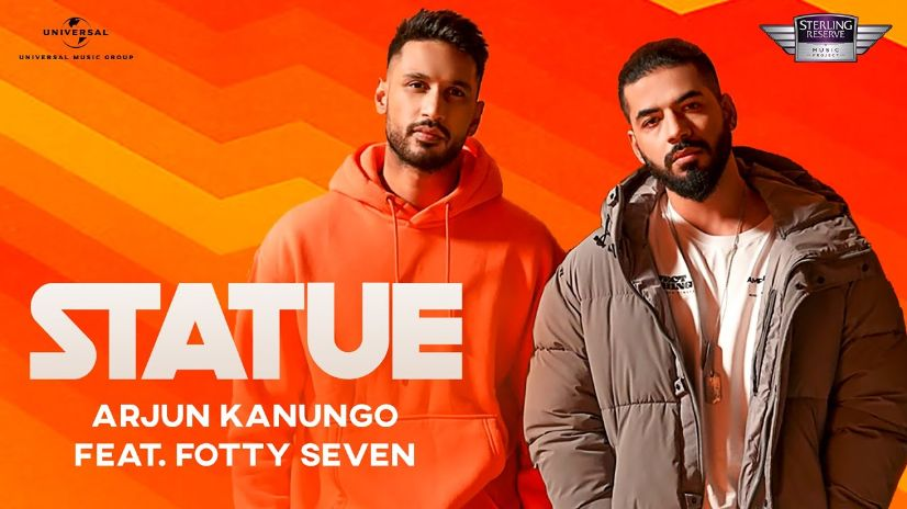 Statue hindi song Lyrics–Arjun Kanungo ft. Fotty Seven