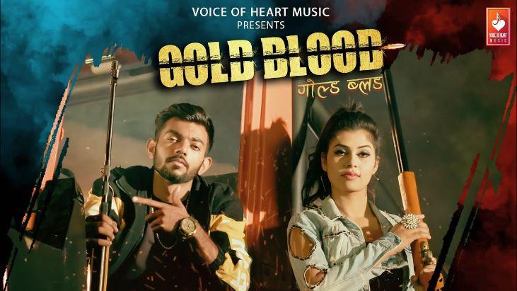 Gold Blood Haryanvi song Lyrics–Lovely Tyagi