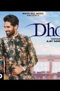 Dholna Lyrics-Aleena | Ajay Sarkaria Latest Punjabi Song 2021