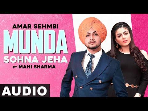 Munda Sohna Jeha punjabi song Lyrics–Amar Sehmbi