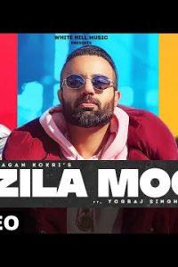 Zila Moga song Lyrics–Gagan Kokri