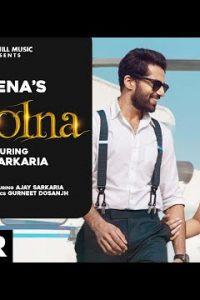 Dholna song Lyrics–Aleena | Ajay Sarkaria Latest Punjabi Song 2021