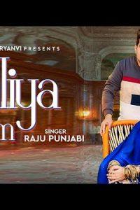 Kaliya Balam Lyrics-Raju Punjabi New Haryanvi Songs Haryanavi 2021