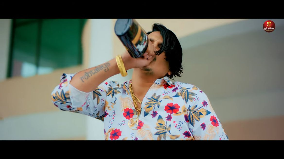 Naqaab (नक़ाब) Lyrics–Amit Saini Rohtakiya New Haryanvi Song 2021