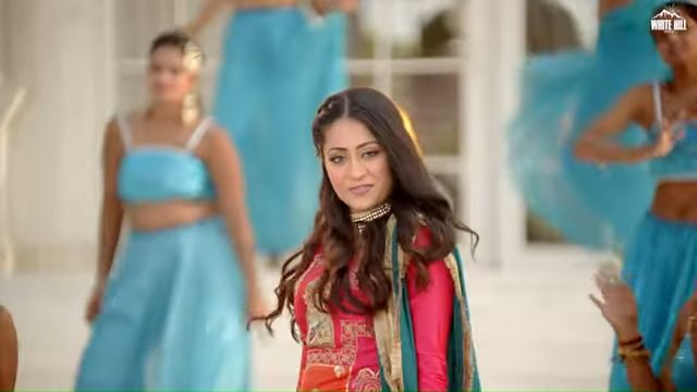 Dholna punjabi song Lyrics–Aleena