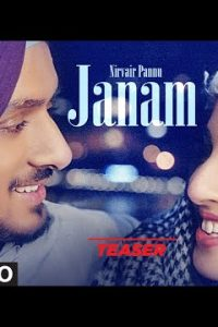 Janam song Lyrics–Nirvair Pannu
