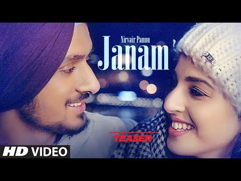 Janam song Lyrics–Nirvair Pannu