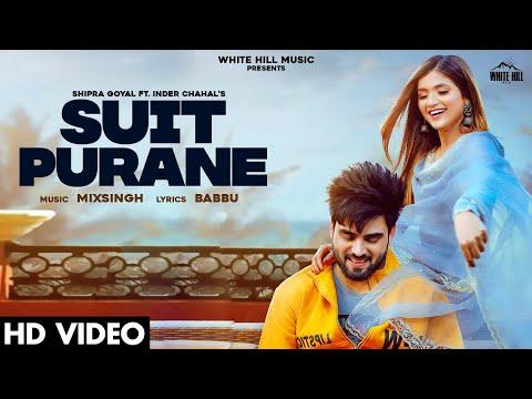 Suit Purane Lyrics–Inder Chahal