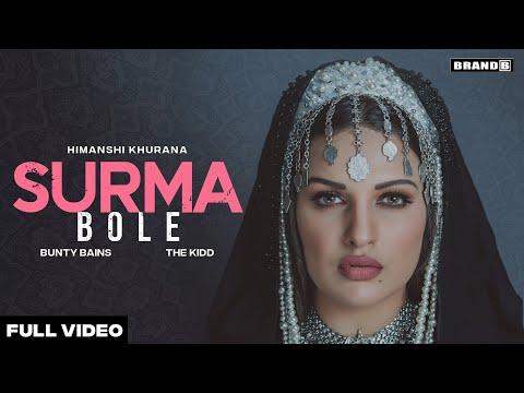 Surma Bole Lyrics–Himanshi Khurana