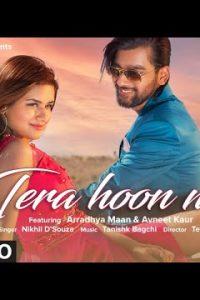 Tera Hoon Na Lyrics–Nikhil D'Souza