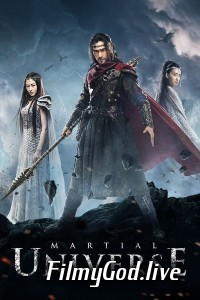 Download Martial Universe (Season 2) HindI Dubbed [ORG] Tv Series 480p | 720p | 1080p